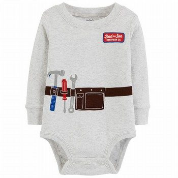 Carter's Tool Belt Collectible Bodysuit