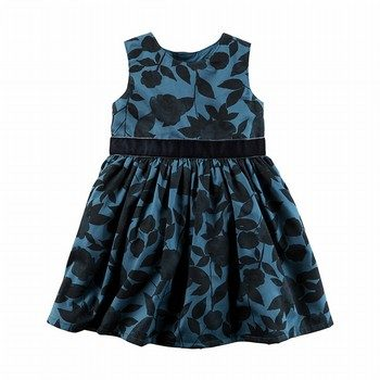 Carter's Sateen Dress