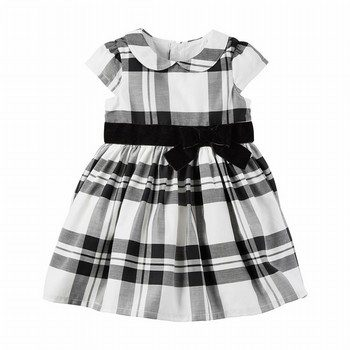 Carter's Plaid Box Dress