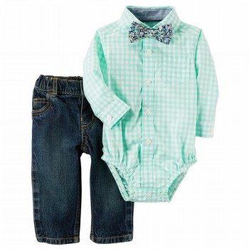 Carter's 3PC Dress Me Up Set