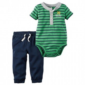 Carter's Bodysuit & Pant Set