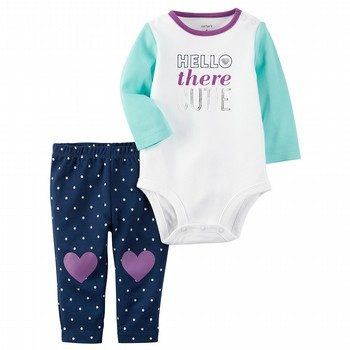 Carter's 2PC Bodysuit & Pant