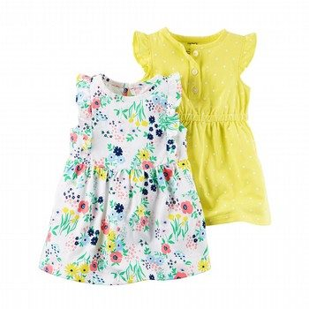 Carter's 2PK Dress Set