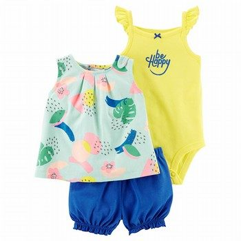 Carter's 3PC Little Short Set