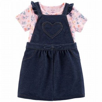 Carter's 2PC Bodysuit & Jumper Set