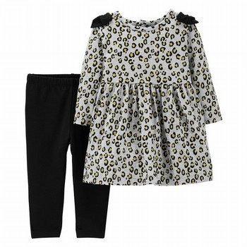Carter's 2PC Dress & Legging Set