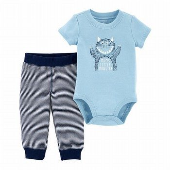 Carter's 2PC Bodysuit Pant Set