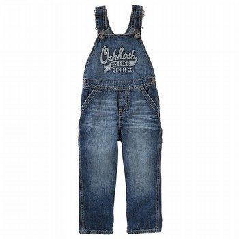 OshKosh Denim Overalls - Holiday Dark