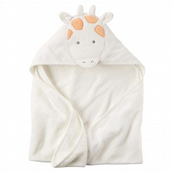 Carter's Giraffe Hooded Towel