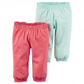 Carter's Hello Cutie 2PK Pant Set