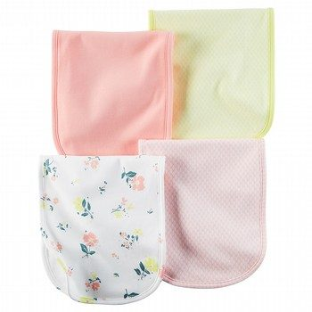 Carter's 4PK Burp Cloth