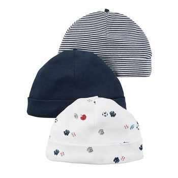Carter's Little All Star 3PK Beanie