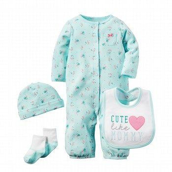 Carter's 4PC Take Me Home Set
