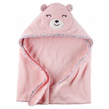 Carter's Bear Hooded Towel