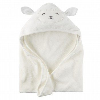 Carter's Little Lamb Hodded Towel