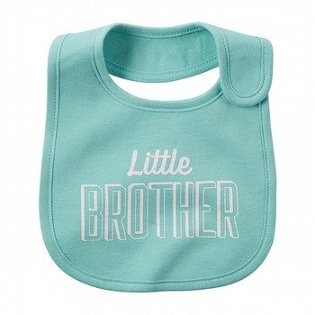 Carter's Brother Bib