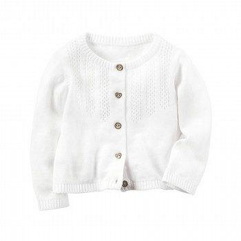 Carter's Hello Love Cardigan