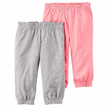 Carter's Hello Love 2PK Pant Set