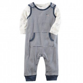 Carter's 2PC Babysoft Coverall Set