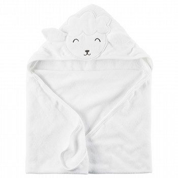 Carter's Lamb Hooded Towel