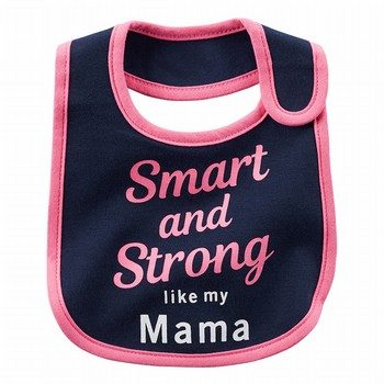 Carter's Smart And Strong Teething Bib