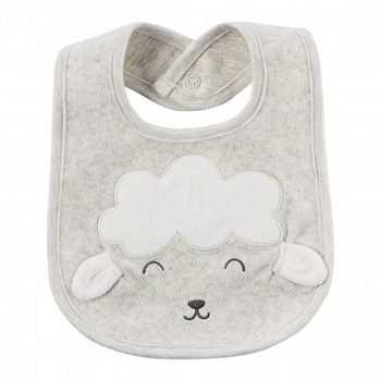 Carter's Lamb Teething Bib