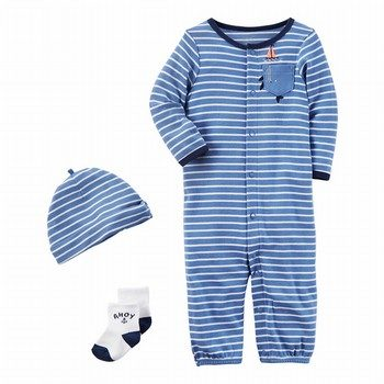 Carter's 3PC Take-Me-Home Set