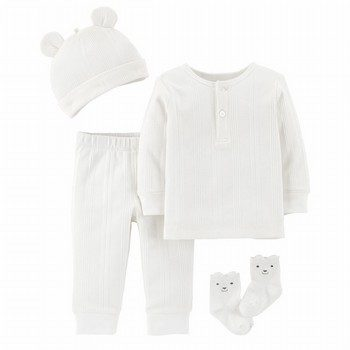 Carter's 4PC Take-Me-Home Set