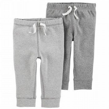 Carter's 2PK Pull-On Pants