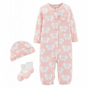 Cater's 3PC Babysoft Take-Me-Home Set