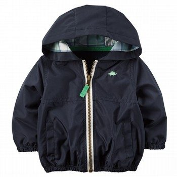 Carter's Dinosaur Full Zip Jacket