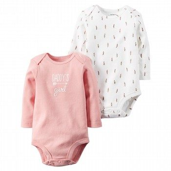 Carter's Feather 2PK Bodysuit Set
