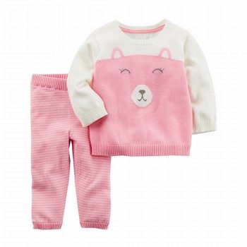 Carter's 2PC Little Sweater Set