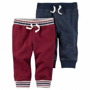 Carter's 2PK Fleece Pants