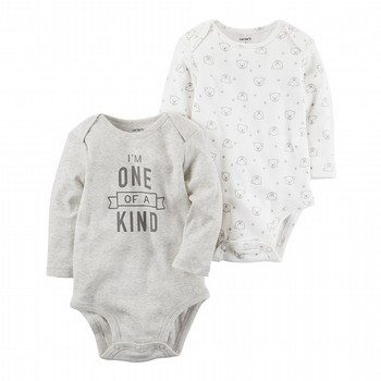 Carter's 2PK Collectible Bodysuits