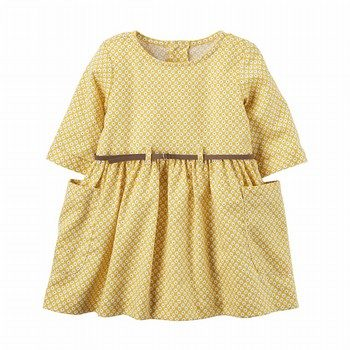 Carter's Belted Dress