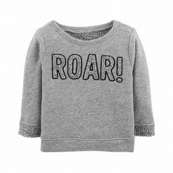 Carter's Roar French Terry Pullover