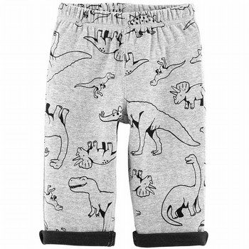 Carter's Reversible Dinosaur Pull-On Pants