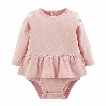 Carter's Kitty Double-Decker Bodysuit