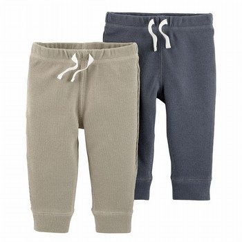 Carter's 2PK Thermal Pants
