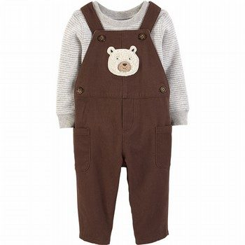 Carter's 2PC Overalls Set