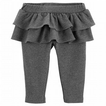 Carter's French Terry Tutu Style Stretch Pants