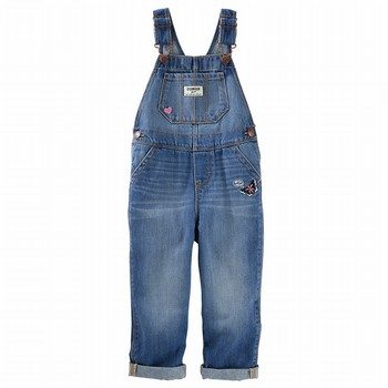 OshKosh Denim Overalls - Gemma Wash