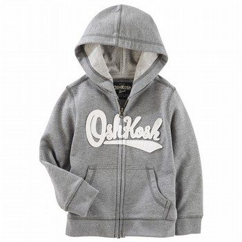 OshKosh B'gosh French Terry Logo Hoodie