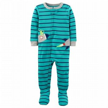 Carter's Snug Fit Cotton Footed PJs