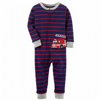 Carter's Snug Fit Cotton Footless PJs