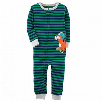 Carter's Snug Fit Cotton Footless PJs Onepiece