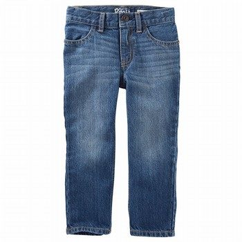 OshKosh B'gosh Straight Jeans - Anchor Dark Wash