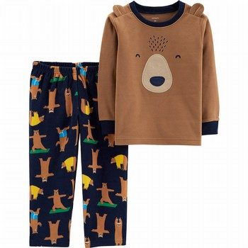 Carter's 2PC Bear Fleece PJs
