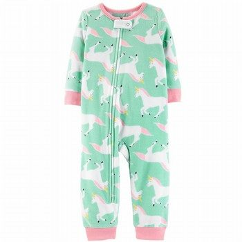 Carter's Snug-Fit Fleece Onepiece Footless PJs